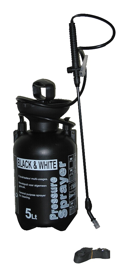 Black & White sprayer