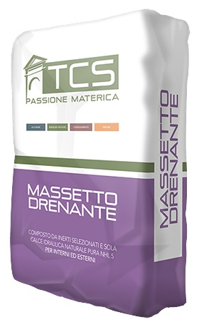 Massetto Drenante: Drainerende dekvloer voor dunne tot grote applicatiediktes - Promacom