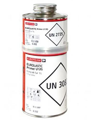 Eurolastic U12G 2K-primer: 2 componenten epoxyprimer voor poreuze ondergronden als hechtprimer vo - Promacom