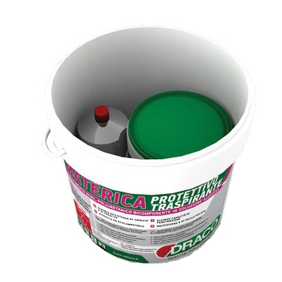 Materica Pool Protettivo: Kleurloze UV-bestendige epoxy beschermlaag voor het Materica Pool systeem - Promacom