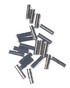 Ferrules Mini: Deze mini kabelhulzen uit vernikkeld koper worden gebruikt voor het va - Promacom