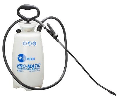 Pro Matic: Lagedruksproeier met handpomp van hoge kwaliteit - Promacom