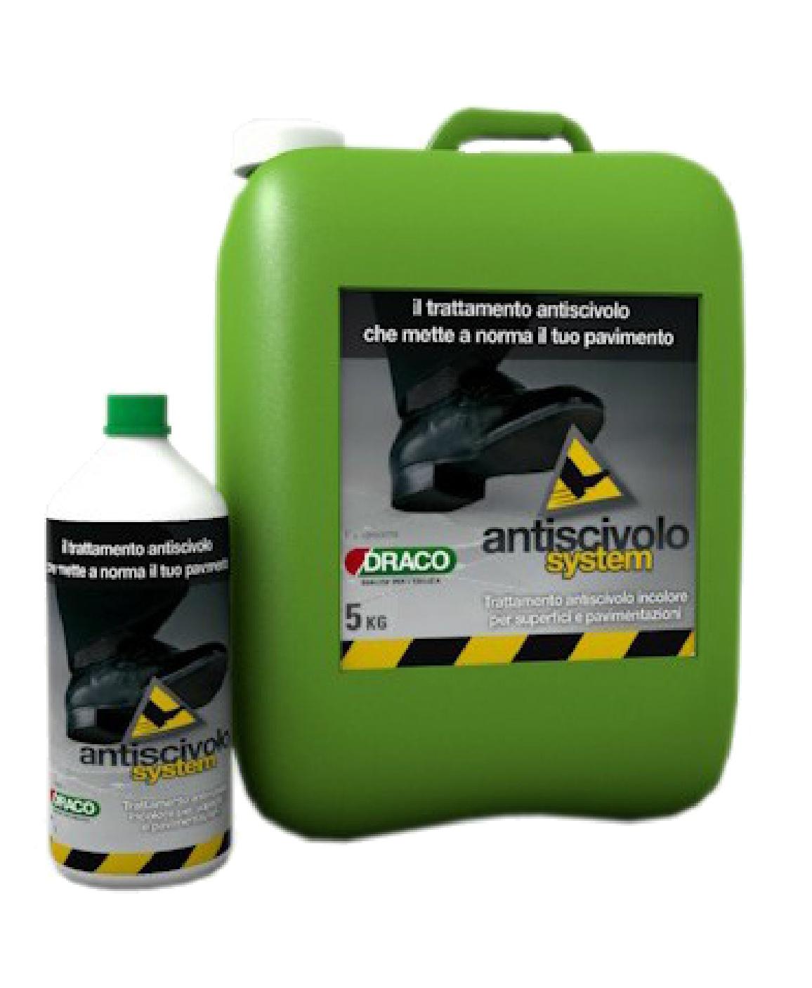 Antiscivolo System Cleaner: Speciale reiniger/ontvetter als voorbereiding van ondergronden voor he - Promacom