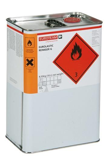Eurolastic reiniger: Krachtige reiniger voor polysulfide, epoxy en PUR - Promacom