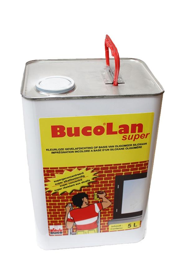 BucoLan super: Solventgebaseerd hydrofobeermiddel voor het duurzaam waterafstotend ma - Promacom