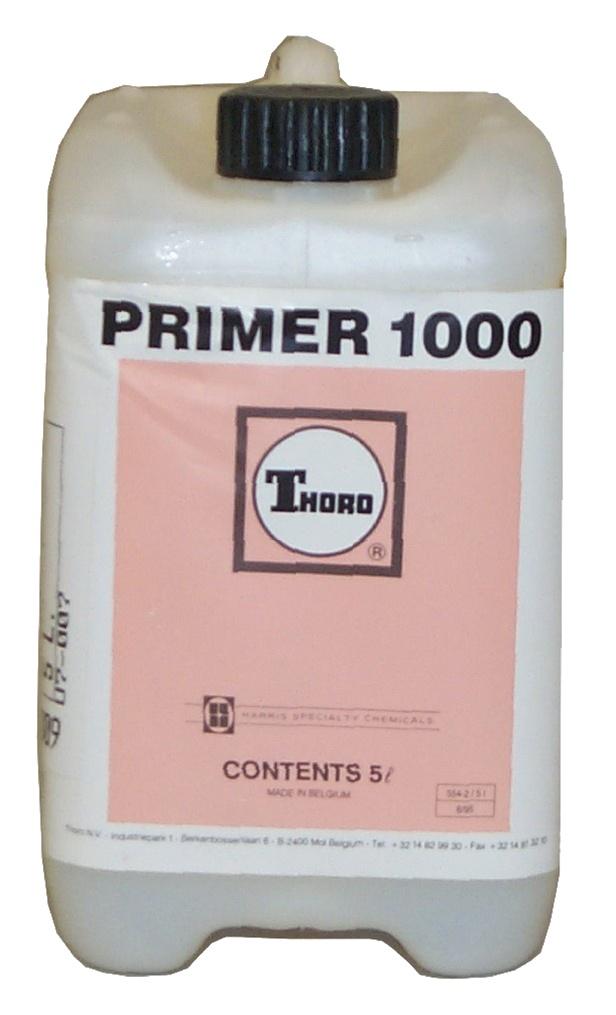 Primer 1000: Stabiliserende primer voor minerale ondergronden - Promacom