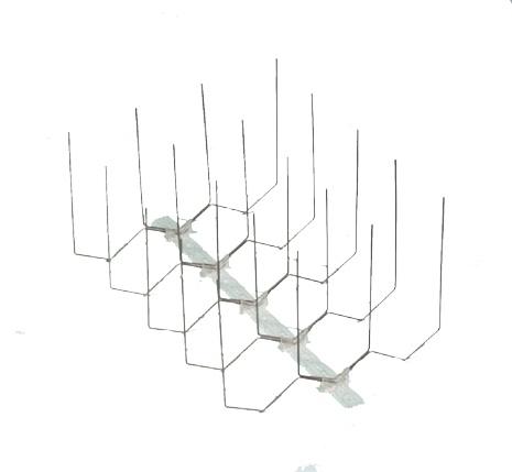 Birdex T4: Efficiënte en polyvalente duivenpinnen tegen overlast door duiven - Promacom