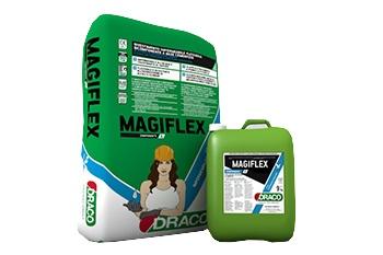 Magiflex: Cementgebaseerde waterdichte en flexibele coating - Promacom