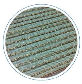 TCS Steel G650: Unidirectioneel gegalvaniseerd net voor de versterking van structuren  - Promacom