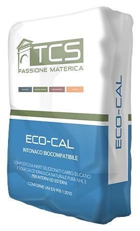 Eco Cal: Biocompatibele ecologische pleister voor binnen- en buitentoepassing - Promacom