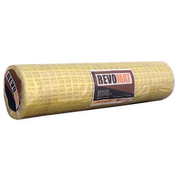 Revomat: Wapeningsnet speciaal geschikt voor BiMortar PlasterSeal - Promacom
