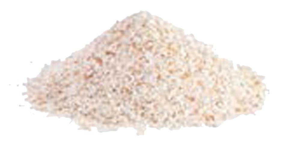 Uova eierschalen: Decoratieve toeslagstof voor Intonaco Materico - Promacom