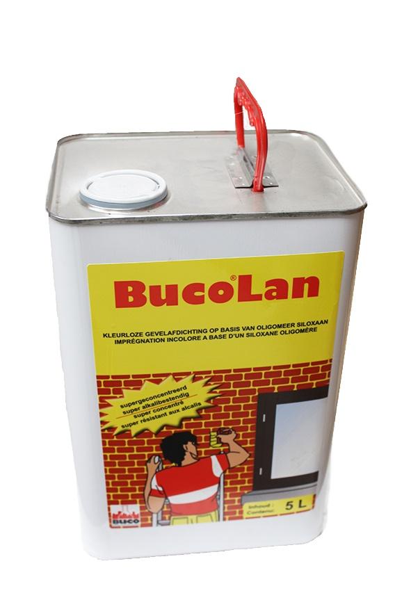 BucoLan: Solventgebaseerd hydrofobeermiddel voor het duurzaam waterafstotend ma - Promacom
