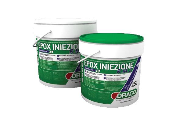 Epox Iniezione RM2: Twee componenten solventvrij injectiehars voor structurele injectie - Promacom