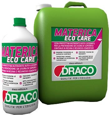 Materica Eco Care: Zelfoplijstende, beschermende en voedende was om naadloze oppervlakken - Promacom