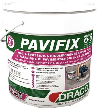 Pavifix: Krimpgecompenseerde tweecomponenten-epoxymortel voor snelle herstellin - Promacom