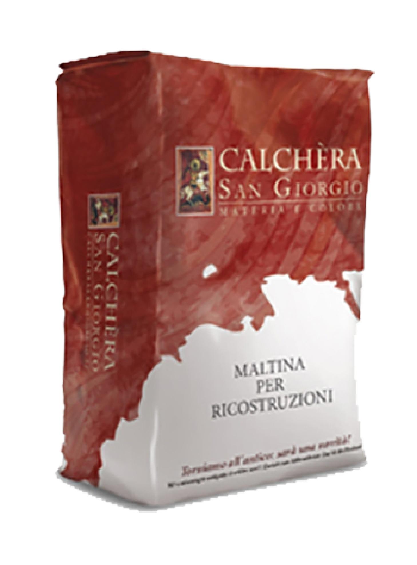 Maltina per Ricostruzione RIC: Modeleermortel in poedervorm voor de restauratie en reconstructie van  - Promacom