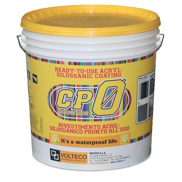 CP 0: Dikke minerale organische decoratieve coating voor binnen en buiten me - Promacom