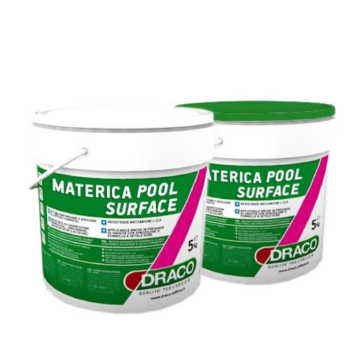 Materica Pool Surface: Tweecomponenten ademende epoxycement coating voor zwembaden - Promacom