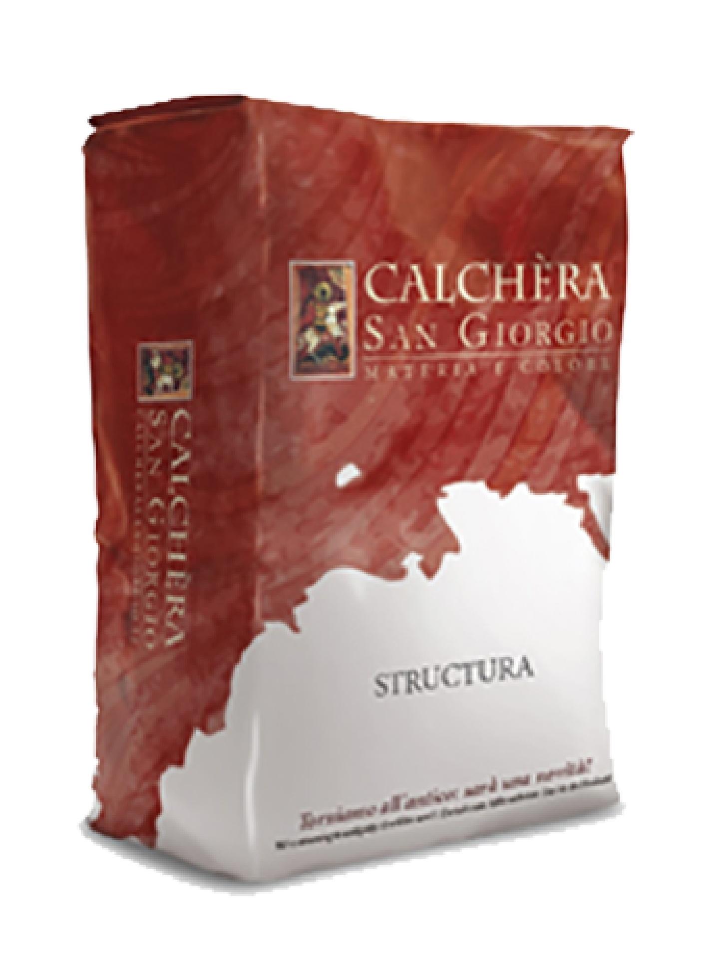Structura: Wapeningsmortel voor de structurele versteviging van muurwerk, gewelve - Promacom