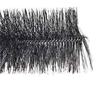 Birdex Solar Panel Brush: Kunststof borstels voor montage onder zonnepanelen - Promacom