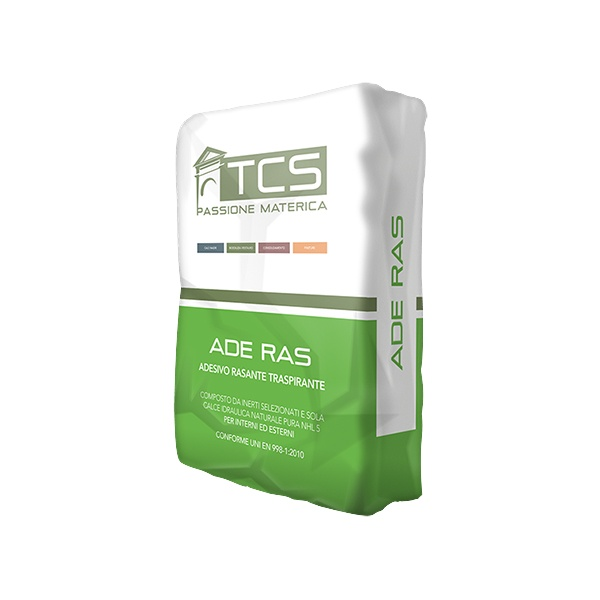 AdeRas: Speciaal ontwikkelde hecht- en uitvlakmortel voor buitenisolatiesystem - Promacom
