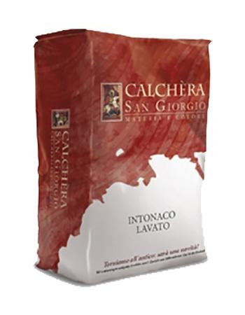 "Intonaco Lavato Materia: Elegante fijne edelpleister met ""gewassen"" effect met het ka - Promacom"
