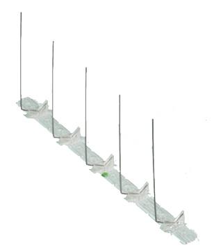 Birdex T1: Efficiënte en polyvalente duivenpinnen tegen overlast door duiven - Promacom
