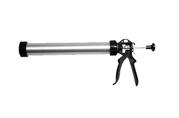 Eurolastic handpistool voor kokers:  - Promacom