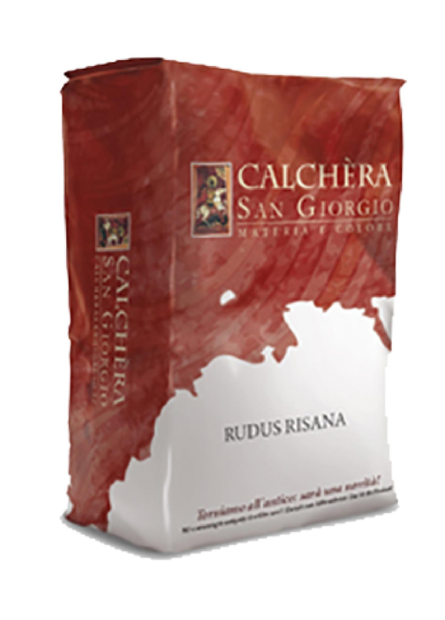 Rudus Risana: Saneermortel voor muren met opstijgend vocht, met zuivere natuurlijk h - Promacom