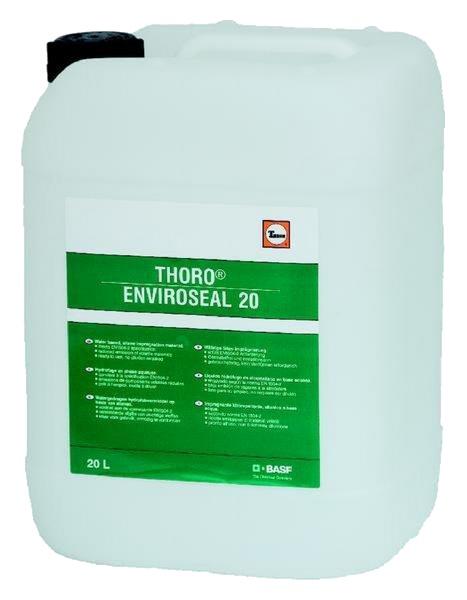 Enviroseal 20: Watergedragen alkyl alkoxy silaan hydrofobeermiddel voor de impregneri - Promacom