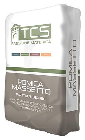 Pomica Massetto: Lichtgewicht biocompatibele dekvloer voor binnen en buitentoepassing - Promacom