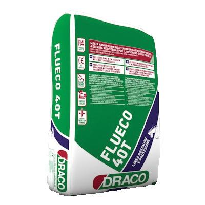 Flueco 40 T: Vezelversterkte nanopolymeer tixotrope en krimpgecompenseerde herstelm - Promacom